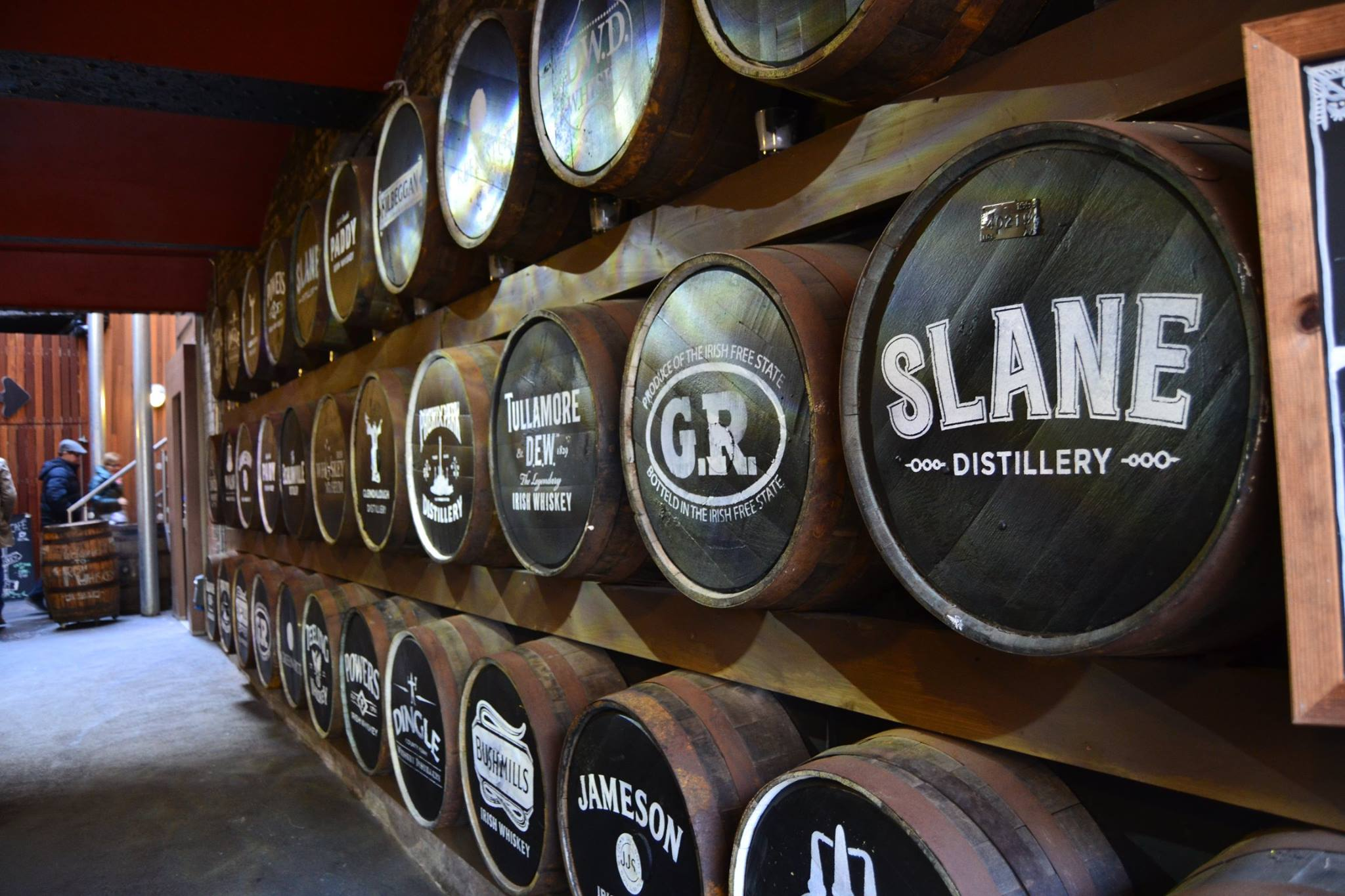 Dublin Whiskey Museum