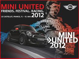 MINI UNITED 2012 Logo
